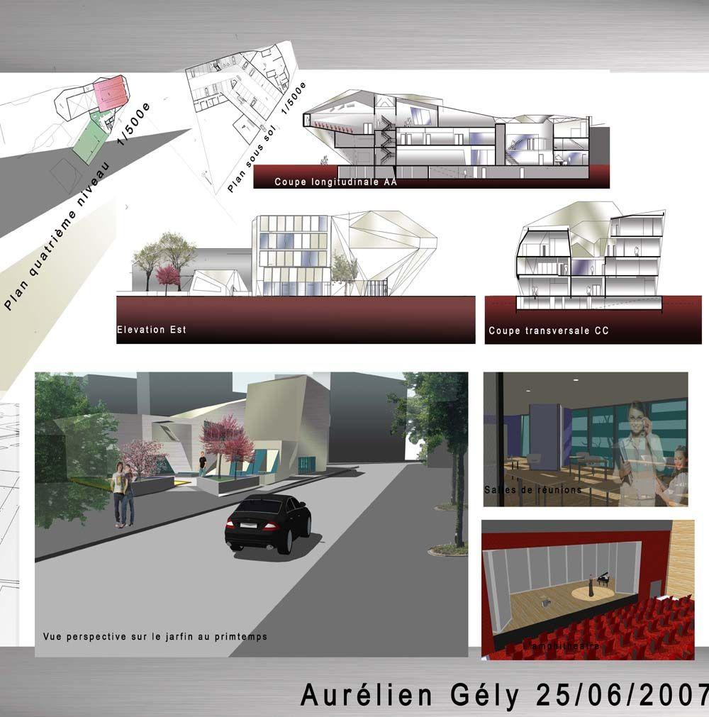 Aurelien gely architecte for Etymologie architecture